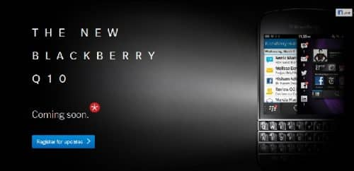 Функции и характеристики BlackBerry Q10