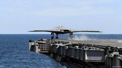 Беспилотный турбореактивный самолет