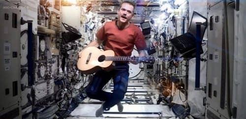 искусство в космосе