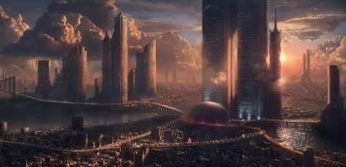 умные цифровые города