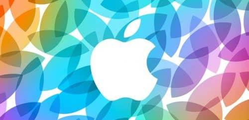 презентация iPad5 и MacBook Pro