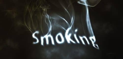 Борьба с курением в Англии