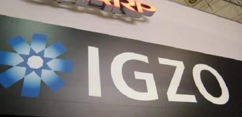 Особенности технологии IGZO