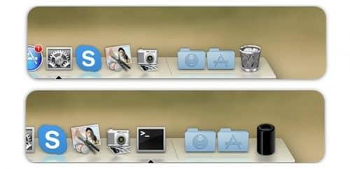 мусорка в стиле Mac Pro 2013
