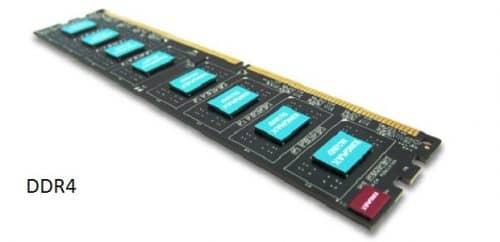 Выход DDR4