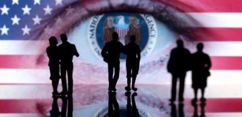 Интернет-компании и спецслужбы США