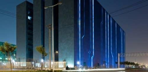 Самые крупные дата-центры в мире