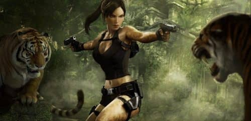 Образ женщин в компьютерных играх