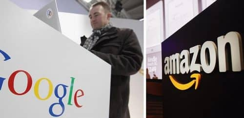 Google против Amazone