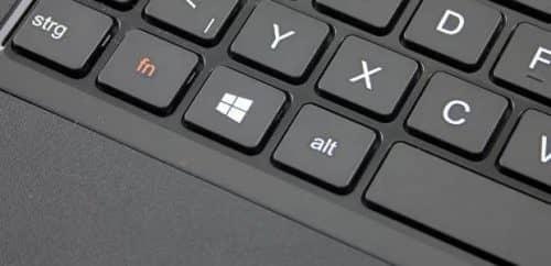 горячие кнопки для windows 10