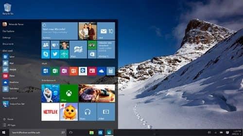 Главные инновации Windows 10